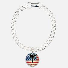 Grunge Karate Bracelet