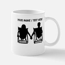 Custom Couple Relaxing Mugs