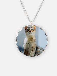 Singapura Cat True Beauty Li Necklace
