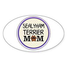 Sealyham Terrier Dog Mom Decal