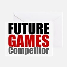 Future Games Competitor Greeting Card