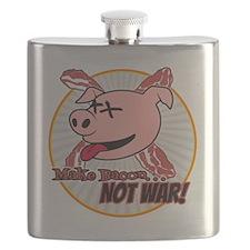 Make Bacon not War! Flask