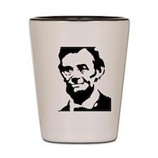 Abe Shot Glass