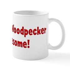 Ivory-Billed Woodpecker are a Mug