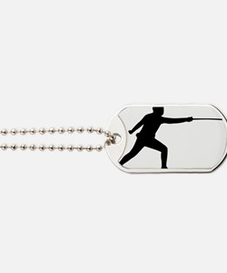 Fencing Dog Tags