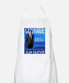 Courage: Make a Difference. Apron