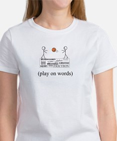 """Women's """"Play on Words"""" T-Shirt"""