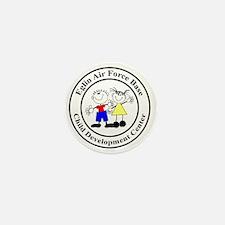 Eglin AFB CDC Logo Mini Button