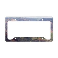 Waimea Canyon State Park, Kau License Plate Holder