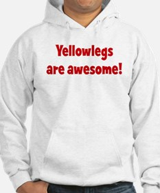 Yellowlegs are awesome Hoodie