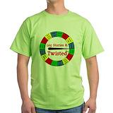 Amputee Green T-Shirt