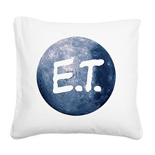 ET Square Canvas Pillow