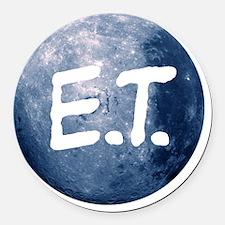 ET Round Car Magnet