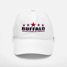 Buffalo U.S.A. Baseball Baseball Cap