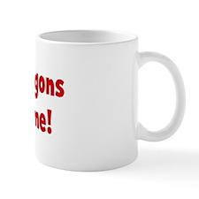 Komodo Dragons are awesome Mug