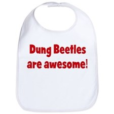 Dung Beetles are awesome Bib