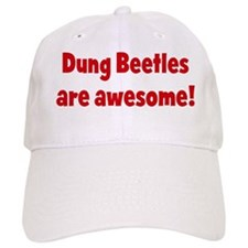 Dung Beetles are awesome Baseball Cap
