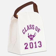 Class Of 2013 BSN Canvas Lunch Bag