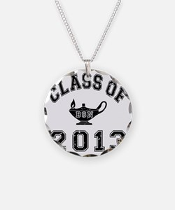 Class Of 2013 BSN Necklace