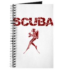 SCUBA MAN Journal