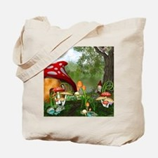 Dwarves Land Tote Bag