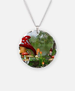Dwarves Land Necklace