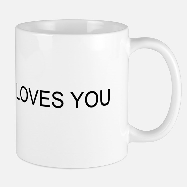Lucifer Loves You Mug