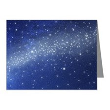 Stars in the sky Note Cards (Pk of 20)