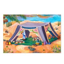 Abrahams Tent Postcards (Package of 8)
