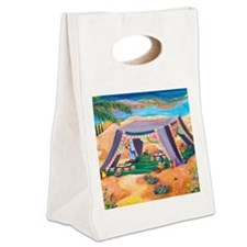 Abrahams Tent Canvas Lunch Tote