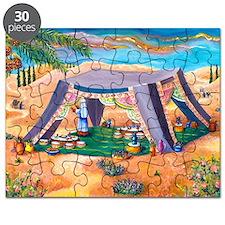 Abrahams Tent Puzzle