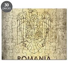 Vintage Romania Puzzle