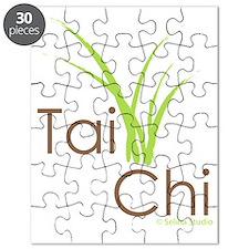 Tai Chi Growth 5 Puzzle