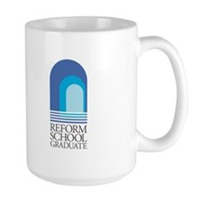 Reform School Graduate Mug (Large)
