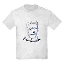Sweetieface Westie T-Shirt