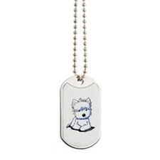 Sweetieface Westie Dog Tags