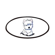 Sweetieface Westie Patches