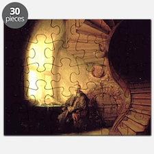 Rembrandt Puzzle