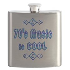 Cool 70s Flask