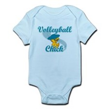 Volleyball Chick #3 Infant Bodysuit