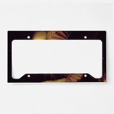 Rembrandt License Plate Holder
