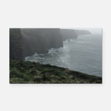 Cliffs of Moher Rectangle Car Magnet