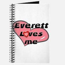 everett loves me Journal