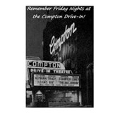 Compton drive in Postcards