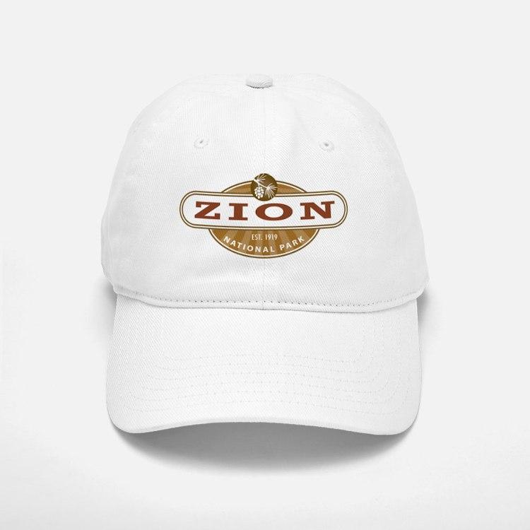 Zion National Park Baseball Baseball Baseball Cap