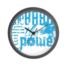 The Babe With The Power (Boy) Wall Clock