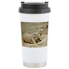 Groundhogs Travel Mug