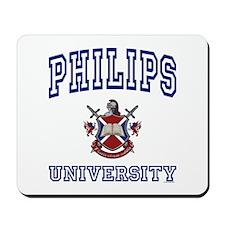 PHILIPS University Mousepad