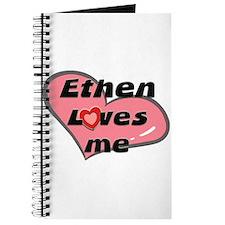 ethen loves me Journal