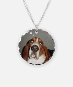 Basset thoughts Necklace